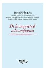Papel DE LA INQUIETUD A LA CONFIANZA