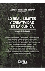 Papel LO REAL, LIMITES Y CREATIVIDAD EN LA CLINICA