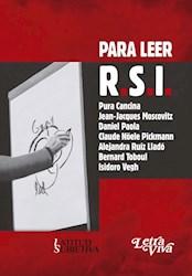 Libro Para Leer Rsi