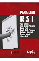Papel PARA LEER R.S.I.