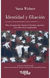 Papel IDENTIDAD Y FILIACION