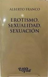 Libro Erotismo , Sexualidad , Sexuacion
