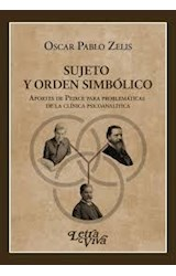Papel SUJETO Y ORDEN SIMBOLICO