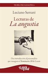 Papel LECTURAS DE LA ANGUSTIA