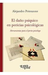 Papel EL DAÑO PSIQUICO EN PERICIAS PSICOLOGICAS