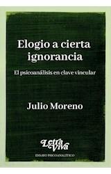 Papel ELOGIO A CIERTA IGNORANCIA