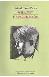 Papel W. H. AUDEN: LOS PRIMEROS AÑOS
