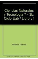 Papel CIENCIAS NATURALES Y TECNOLOGIA 7 EGB  LIBROS Y +