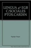 Papel PUNTOS CARDINALES 4 AIQUE EGB [LENGUA/SOCIALES] CON CARPETA DE ACTIVIDADES