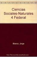Papel CARPETA DE CIENCIAS 4 SOCIALES/NATURALES [FEDERAL / NACION (MIL Y UNA)