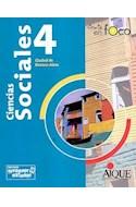 Papel CIENCIAS SOCIALES 4 AIQUE CIUDAD (CIENCIA EN FOCO)