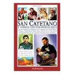 Papel San Cayetano Y Otros Santos Populares