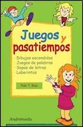 Libro Juegos Y Pasatiempos