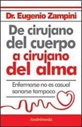 Libro De Cirujano Del Cuerpo A Cirujano Del Alma