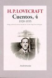 Libro 4. Cuentos  1928 - 1935