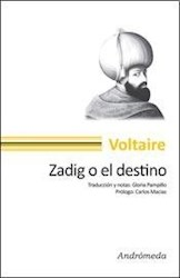 Libro Zadig O El Destino