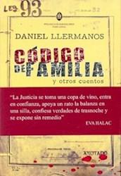 Libro Codigo De Familia Y Otros Cuentos