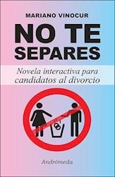 Libro No Te Separes