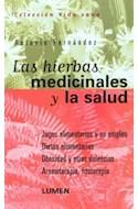 Papel HIERBAS MEDICINALES Y LA SALUD, LA