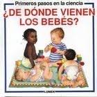 Papel De Donde Vienen Los Bebes?