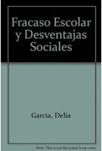 Papel FRACASO ESCOLAR Y DESVENTAJAS SOCIALES