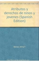 Papel ATRIBUTOS Y DERERCHOS DE NIÑOS Y JOVENES