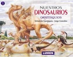 Papel Nuestros Dinosaurios, Ornitisquios