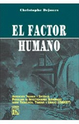 Papel EL FACTOR HUMANO