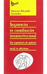 Papel SUGERENCIAS EN COORDINACION INTERINSTITUCIONAL