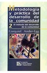 Papel METODOLOGIA 2 Y PRACTICA DEL DESARROLLO DE LA COMUNIDAD