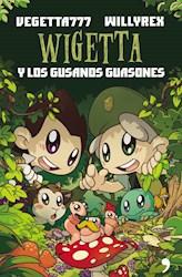Papel Wigetta Y Los Gusanos Guasones