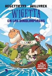 Papel Wigetta En Las Dinolimpiadas