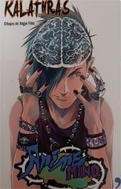 Libro Anime Mind