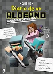 Libro Minecraft  Diario De Un Aldeano Megadesafortunado