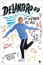 Papel Delantero 09 El Futbol Es Asi