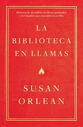 Libro La Biblioteca En Llamas
