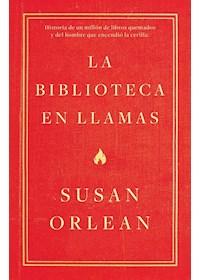 Papel La Biblioteca En Llamas