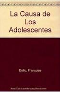 Papel CAUSA DE LOS ADOLESCENTES LA