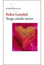 Papel TENGO MIEDO TORERO