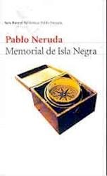 Libro Memorial De Isla Negra