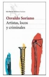 Papel ARTISTAS, LOCOS Y CRIMINALES