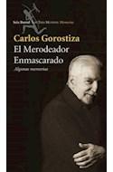 Papel MERODEADOR ENMASCARADO ALGUNAS MEMORIAS (TRES MUNDOS MEMORIAS)