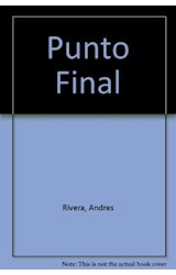 Papel PUNTO FINAL (COLECCION BIBLIOTECA BREVE)
