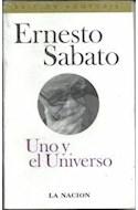 Papel UNO Y EL UNIVERSO (EDICION HOMENAJE)