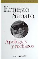 Papel APOLOGIAS Y RECHAZOS (EDICION HOMENAJE)