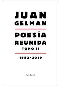 Papel Poesía Reunida  T2 (19822010)