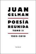 Papel POESIA REUNIDA TOMO II (JUAN GELMAN) [1982-2010] (LOS TRES MUNDOS)