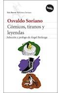 Papel COMICOS TIRANOS Y LEYENDAS (BIBLIOTECA SORIANO)