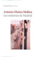 Papel MISTERIOS DE MADRID (BIBLIOTECA BREVE)