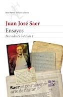 Papel ENSAYOS BORRADORES INEDITOS 4 (BIBLIOTECA BREVE)